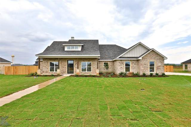 117 El Camino Court, Abilene, TX 79602 (MLS #14371878) :: The Paula Jones Team | RE/MAX of Abilene