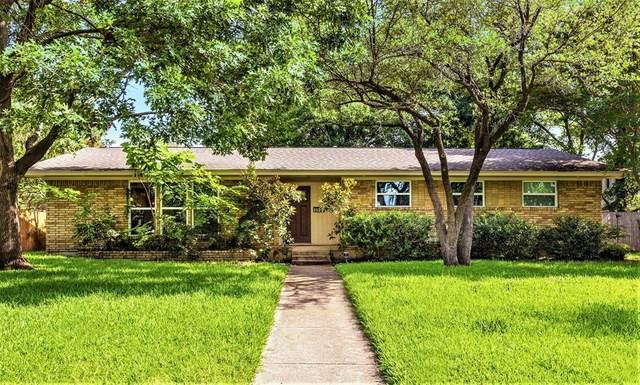 1122 Parkhaven Drive, Richardson, TX 75080 (MLS #14371900) :: The Good Home Team