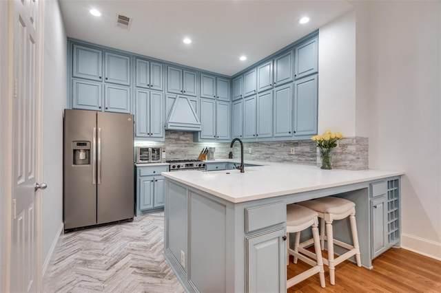 2323 Worthington Street, Dallas, TX 75204 (MLS #14371937) :: Trinity Premier Properties