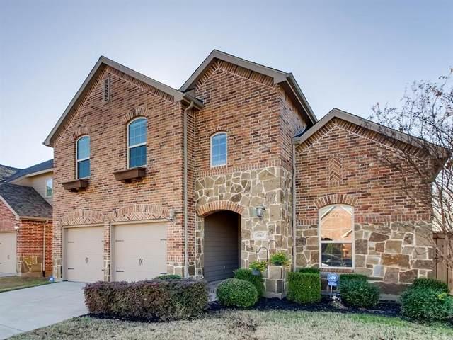10437 Matador Drive, Mckinney, TX 75072 (MLS #14372325) :: Team Tiller