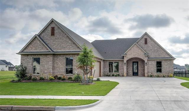 6327 Weatherby Road, Granbury, TX 76049 (MLS #14372361) :: The Chad Smith Team