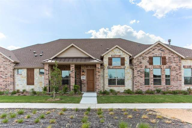 1040 Foxglove Lane, Prosper, TX 75078 (MLS #14372369) :: The Hornburg Real Estate Group