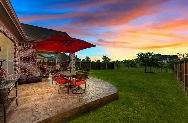 1509 Grove Drive, Celina, TX 75009 (MLS #14372438) :: ACR- ANN CARR REALTORS®