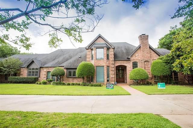 1017 Diamond Boulevard, Southlake, TX 76092 (MLS #14372546) :: The Mitchell Group