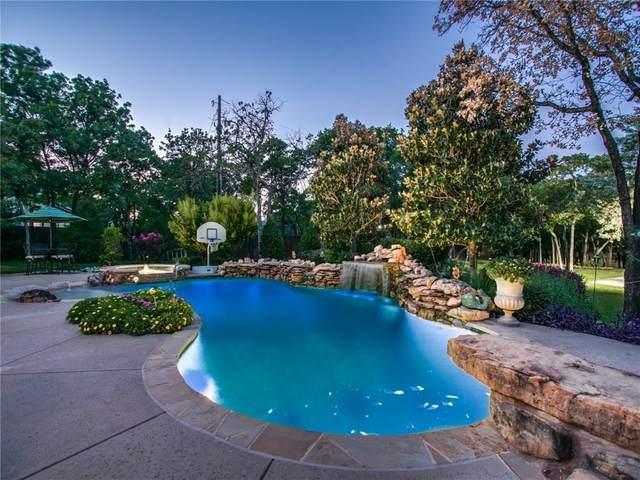 1651 Morgan Road, Southlake, TX 76092 (MLS #14372725) :: Maegan Brest   Keller Williams Realty