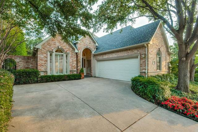 4158 Walnut Meadow Lane, Dallas, TX 75229 (MLS #14372803) :: Team Hodnett