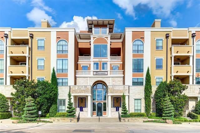 8616 Turtle Creek Boulevard #420, Dallas, TX 75225 (MLS #14372813) :: Results Property Group