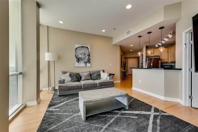 500 Throckmorton Street #2308, Fort Worth, TX 76102 (MLS #14372935) :: North Texas Team | RE/MAX Lifestyle Property