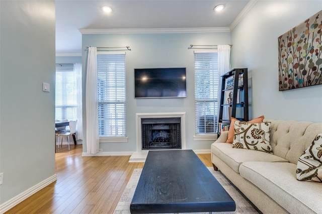 3311 Blackburn Street #124, Dallas, TX 75204 (MLS #14372997) :: Results Property Group
