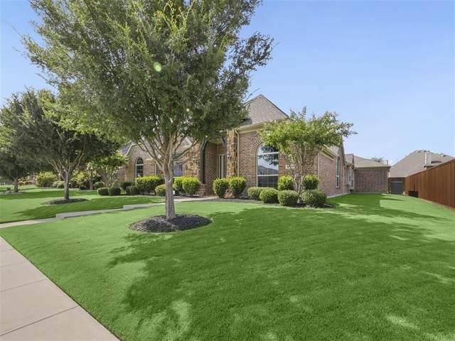 12956 Deep River Drive, Frisco, TX 75035 (MLS #14373145) :: The Rhodes Team