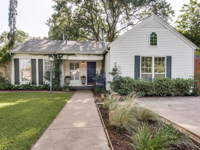 4219 Somerville Avenue, Dallas, TX 75206 (MLS #14373377) :: Justin Bassett Realty