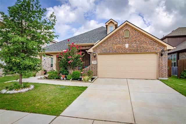 1104 Barn Owl Drive, Little Elm, TX 75068 (MLS #14373402) :: The Kimberly Davis Group
