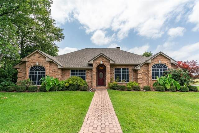 9802 Belmont Place, Greenville, TX 75402 (MLS #14373413) :: Team Hodnett