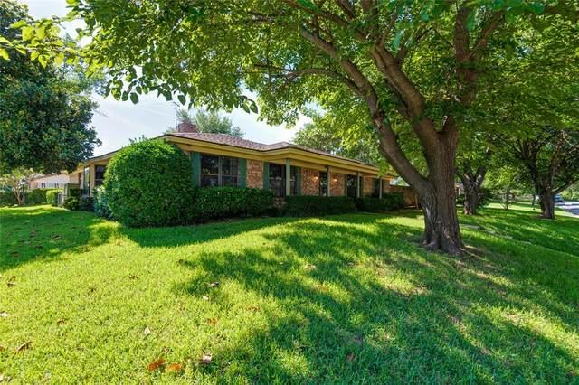 128 Cooper Drive, Hurst, TX 76053 (MLS #14373508) :: The Heyl Group at Keller Williams