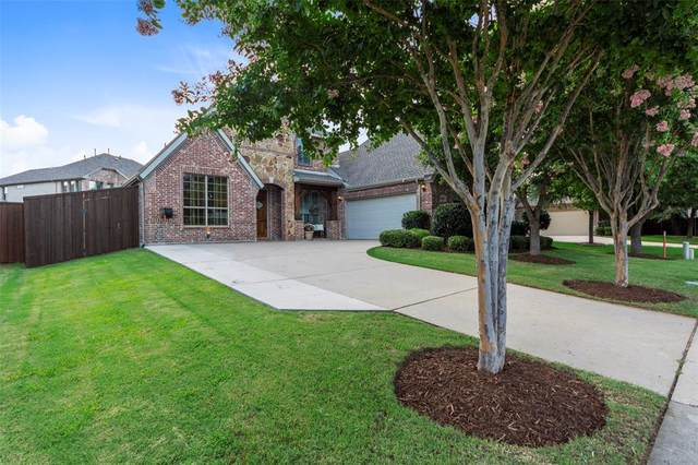 1801 Palisade Drive, Allen, TX 75013 (MLS #14373528) :: Hargrove Realty Group
