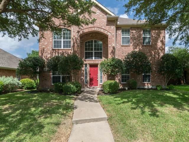 1424 Scottsman Drive, Allen, TX 75013 (MLS #14373594) :: The Good Home Team