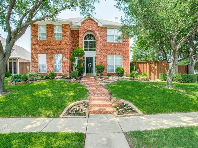 3820 Pecan Crossing, The Colony, TX 75056 (MLS #14373682) :: The Kimberly Davis Group