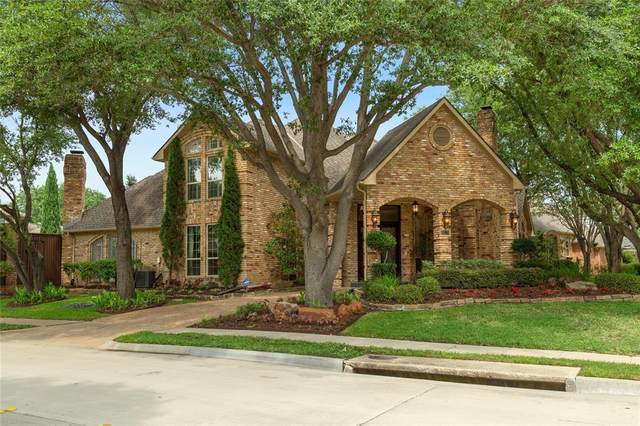 3325 Swanson Drive, Plano, TX 75025 (MLS #14373753) :: Trinity Premier Properties