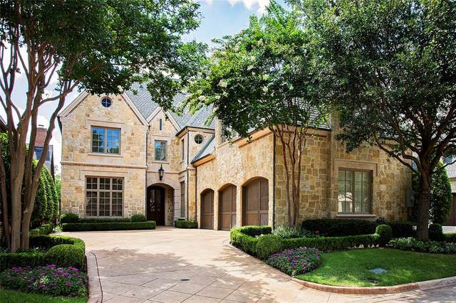 83 Abbey Woods Lane, Dallas, TX 75248 (MLS #14373905) :: RE/MAX Pinnacle Group REALTORS