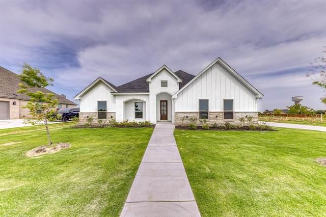 104 Oak View Drive, Godley, TX 76044 (MLS #14373950) :: The Heyl Group at Keller Williams