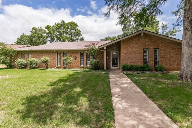 312 Circleview Drive S, Hurst, TX 76054 (MLS #14374069) :: The Heyl Group at Keller Williams