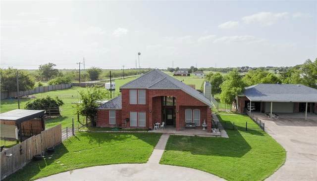 10649 County Road 2458, Terrell, TX 75160 (MLS #14374215) :: The Good Home Team