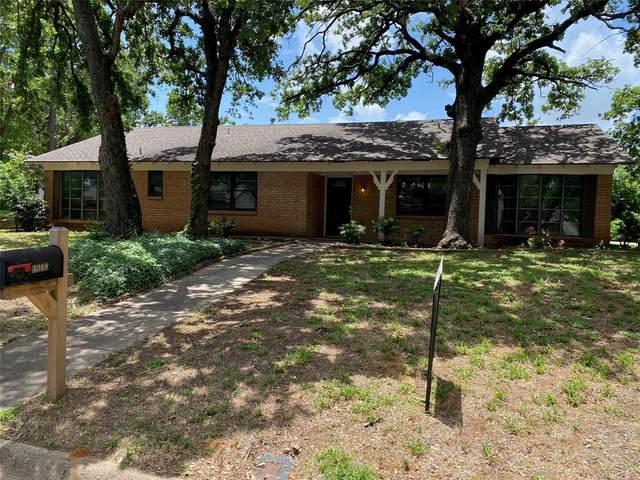 1309 Woodway Drive, Hurst, TX 76053 (MLS #14374283) :: Team Tiller