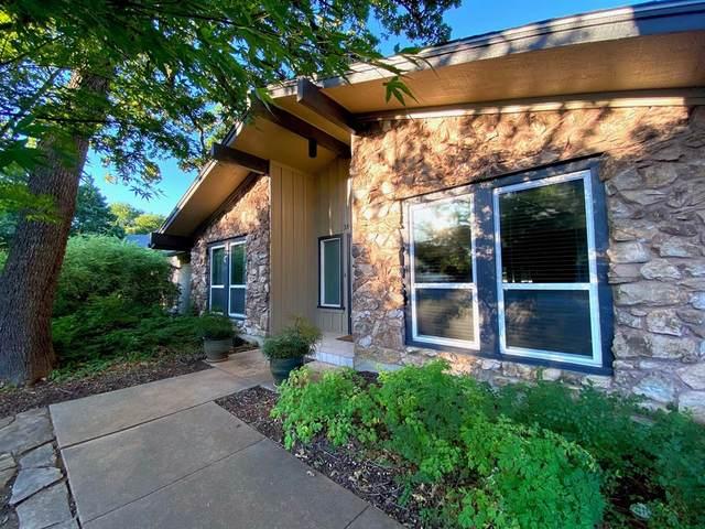 3101 Forrestridge Drive, Denton, TX 76205 (MLS #14374321) :: The Kimberly Davis Group