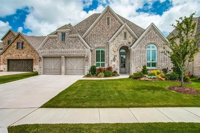 3106 Belmont Way, Celina, TX 75009 (MLS #14374492) :: Real Estate By Design