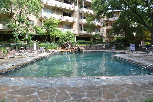 2525 Turtle Creek Boulevard #408, Dallas, TX 75219 (MLS #14374621) :: Results Property Group