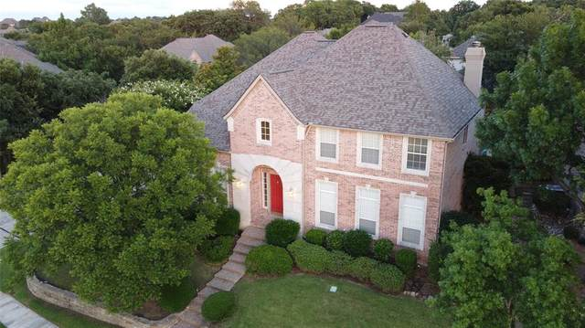 3384 Castlewood Boulevard, Highland Village, TX 75077 (MLS #14374751) :: Baldree Home Team