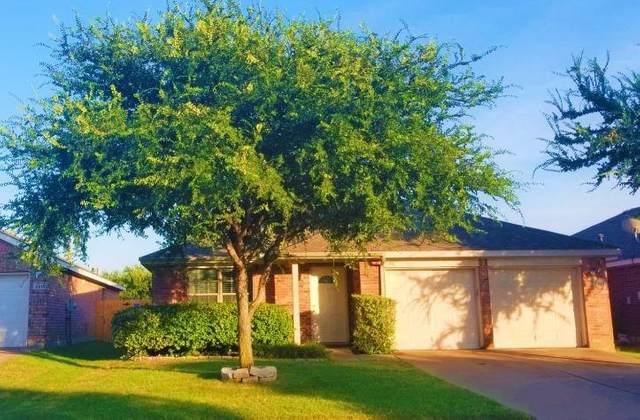 2819 Grandview Drive, Grand Prairie, TX 75052 (MLS #14375184) :: The Tierny Jordan Network