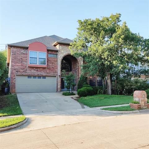 2004 Brazos Drive, Corinth, TX 76210 (MLS #14375189) :: Baldree Home Team