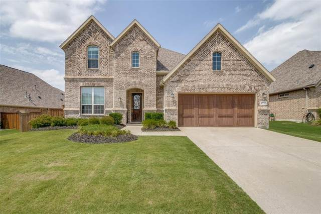 4910 Rockcress Court, Prosper, TX 75078 (MLS #14375220) :: The Kimberly Davis Group