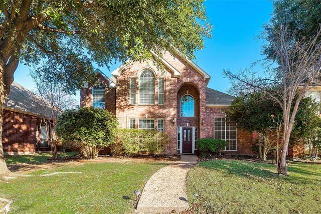7920 Clark Springs Drive, Plano, TX 75025 (MLS #14375303) :: Front Real Estate Co.