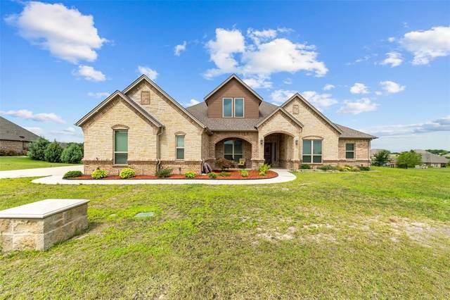 322 Bear Country Drive, Aledo, TX 76008 (MLS #14375349) :: Potts Realty Group