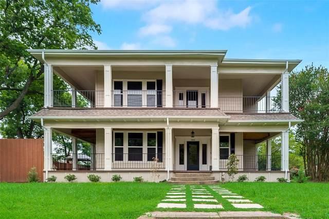1401 Monroe Street, Commerce, TX 75428 (MLS #14375414) :: The Hornburg Real Estate Group