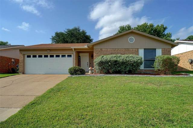 6441 Starnes Road, Watauga, TX 76148 (MLS #14375648) :: Justin Bassett Realty