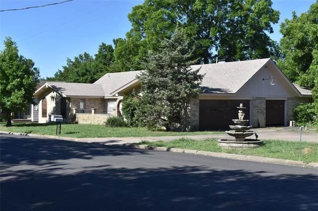 721 N Elm Street, Muenster, TX 76252 (MLS #14376404) :: NewHomePrograms.com LLC