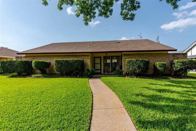 1813 Hanover Drive, Richardson, TX 75081 (MLS #14376489) :: RE/MAX Landmark
