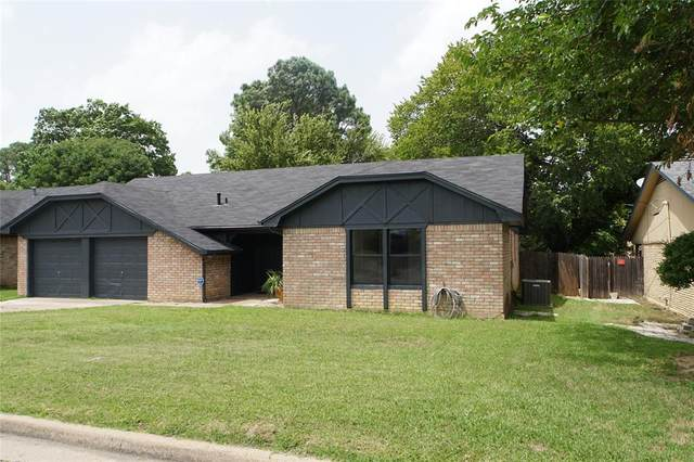 4707 Elkwood Lane, Arlington, TX 76016 (MLS #14376503) :: The Mauelshagen Group