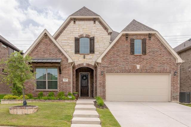 14657 Spitfire Trail, Fort Worth, TX 76262 (MLS #14376533) :: The Mitchell Group