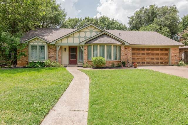 6912 Meadow Park S, North Richland Hills, TX 76180 (MLS #14376599) :: All Cities USA Realty