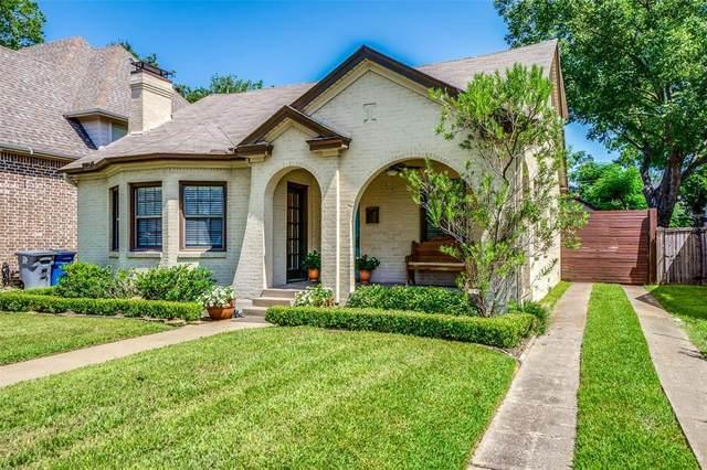 6355 Palo Pinto Avenue, Dallas, TX 75214 (MLS #14376632) :: Robbins Real Estate Group