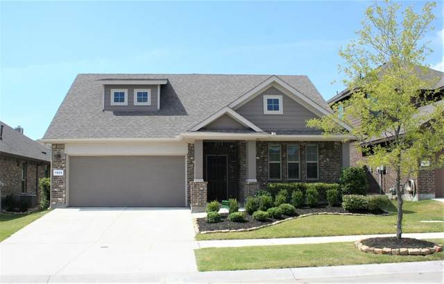1809 Finch Trail, Northlake, TX 76226 (MLS #14376790) :: Justin Bassett Realty