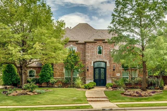 1403 Windsor Drive, Mckinney, TX 75072 (MLS #14376820) :: The Kimberly Davis Group
