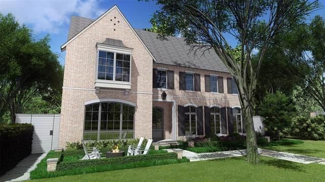 3829 Wentwood Drive, University Park, TX 75225 (MLS #14376943) :: Tenesha Lusk Realty Group