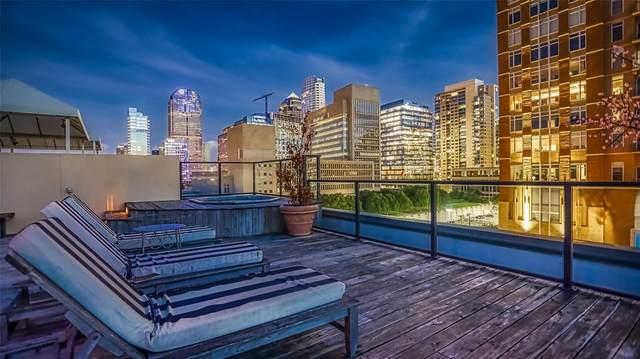 2300 Leonard Street #408, Dallas, TX 75201 (MLS #14376973) :: Results Property Group