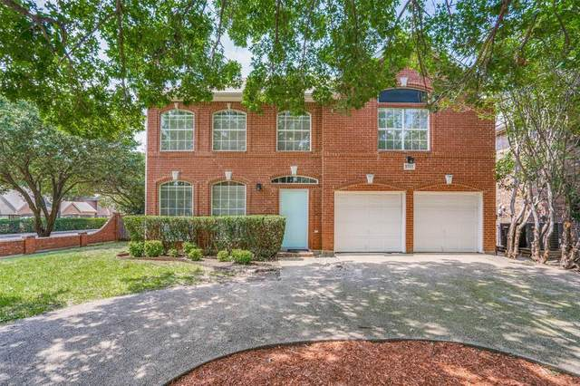 3765 Waterford Drive, Addison, TX 75001 (MLS #14377127) :: EXIT Realty Elite