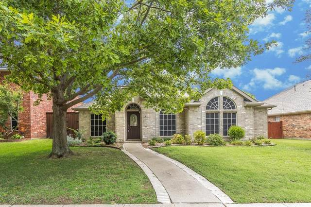 9220 Azinger Drive, Plano, TX 75025 (MLS #14377190) :: Baldree Home Team